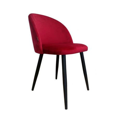 Chair KALIPSO red material MG-31