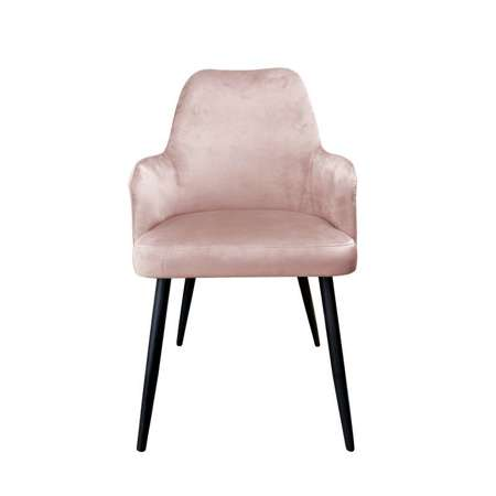 Coral upholstered PEGAZ chair material MG-58