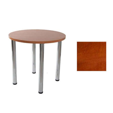 Lucio 01 Calvados table Ø 80 cm