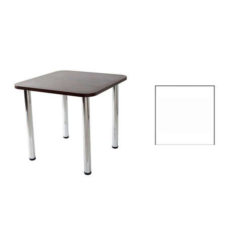 Paola Table 02 White 80x80