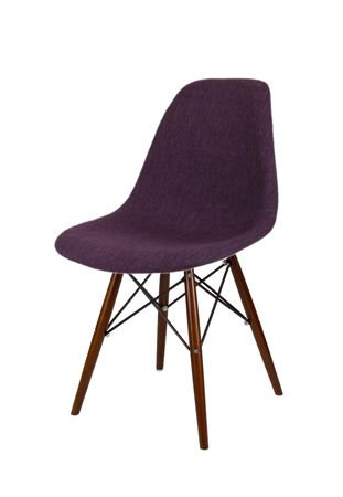 SK DESIGN KR012 UPHOLSTERED CHAIR MUNA 17 WENGE