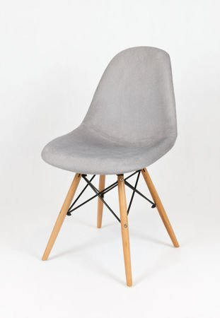 SK DESIGN KR012 UPHOLSTERED CHAIR PIREUS08 BEECH