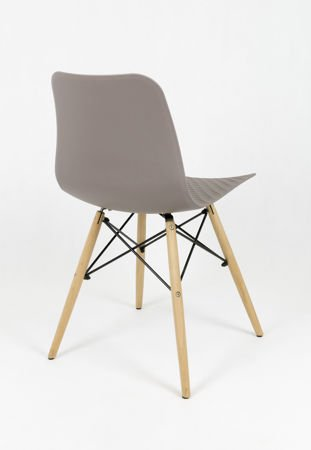 SK DESIGN KR058 MILD GREY CHAIR