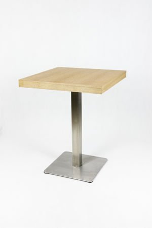 SK DESIGN ST16 TABLE 60 x 60 cm, CHROME