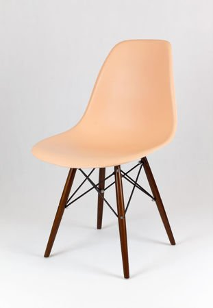 SK Design KR012 Peach Chair Wenge