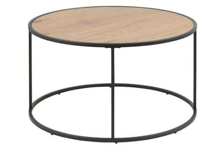 Seaford table Round oak